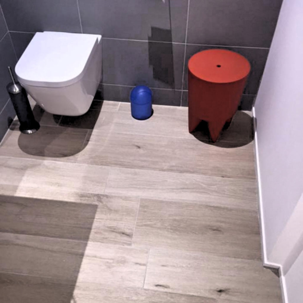 Sol wc imitation parquet cf carrelage cf carrelage for Carrelage sol wc